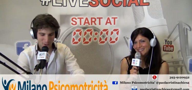 Intervista a Paola Cristina Chiesa su Radio Lombardia