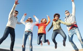 Il valore dell'amicizia in età adolescenziale
