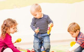 Lo sviluppo del bambino da 0 a 5 anni